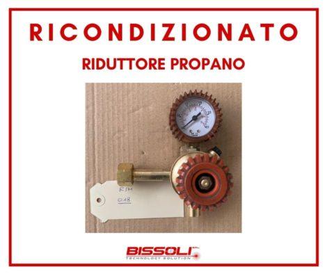 018 RIDUTTORE PROPANO