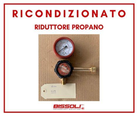 019 RIDUTTORE PROPANO