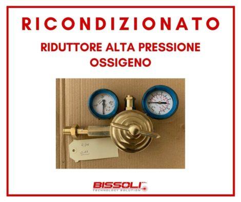 RIDUTTORE OSSIGENO 011